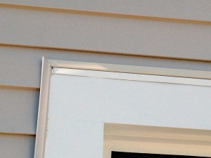flaws with corner exterior trim