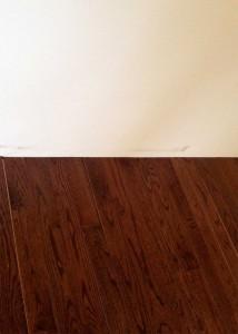 brown wood floor color