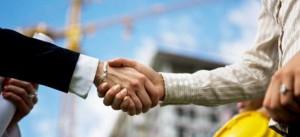 builder handshake