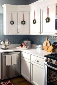 it all started with paint blog holiday kitchen
