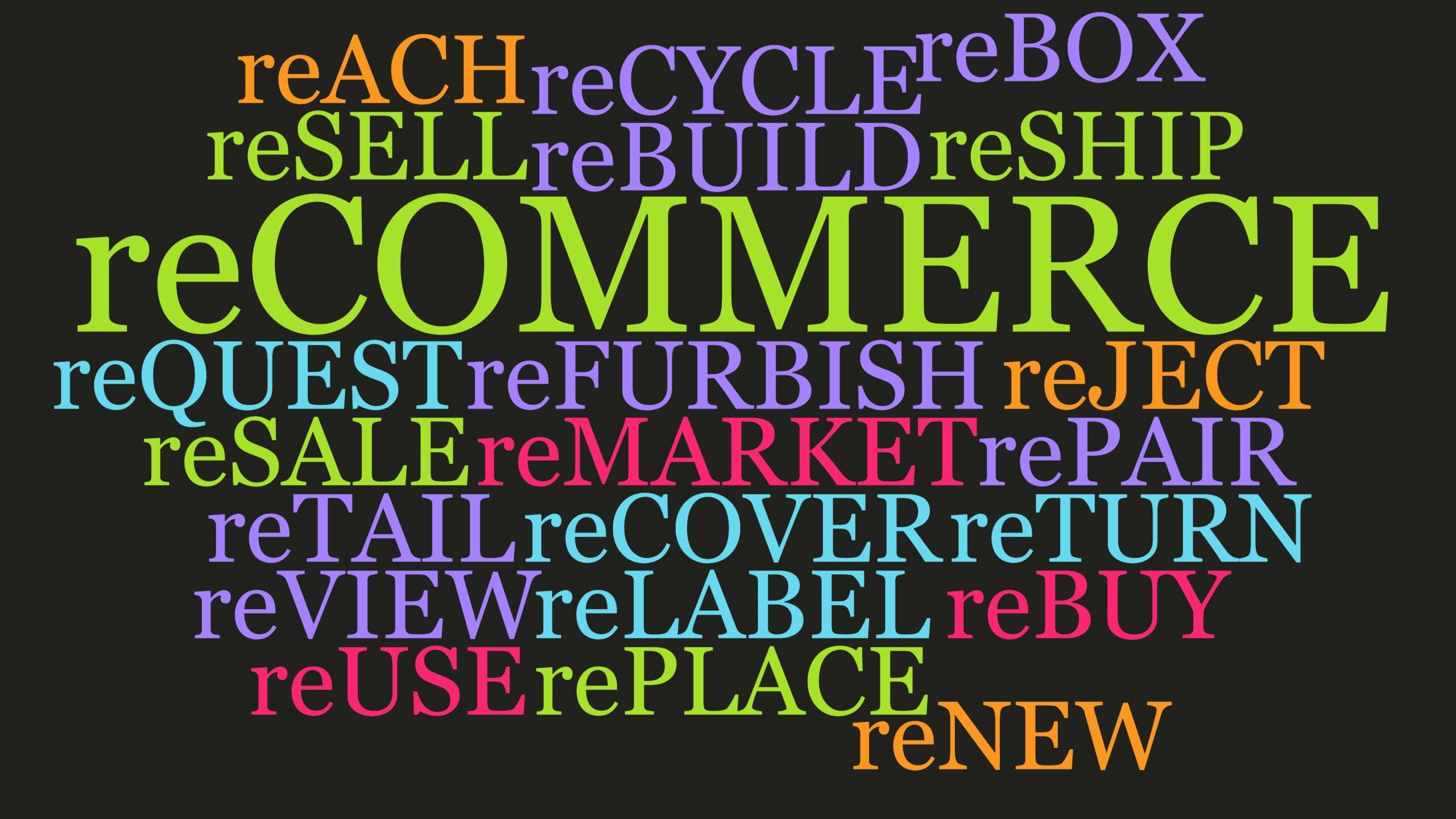 Recommerce eCommerce