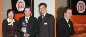 Brandon Dupsky Alibaba eBusiness Man of the Year
