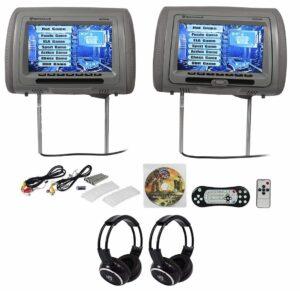 We Repair Rockville RDP931-GR Headrest DVD Players