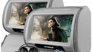 We repair Xtrons headrest DVD players, car in-dash units and flip down monitors