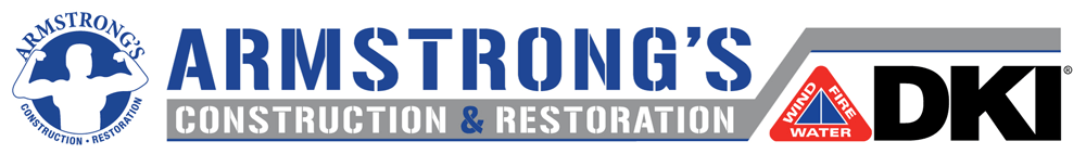 Armstrong Cleaning and Restoration Logo