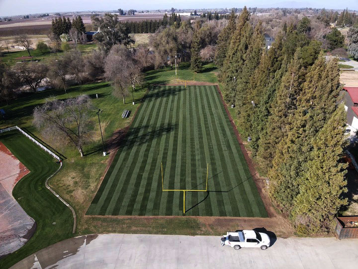 Community Sports Field, Kingsburg, California