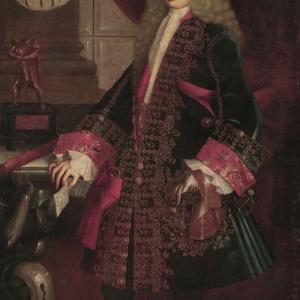 Retrato del Virrey Alencastre Noroña y Silva, Duque de Linares
