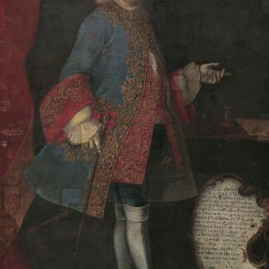 Retrato del virrey Juan Francisco de Güemes y Horcacitas