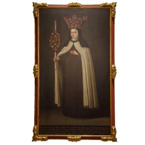 Retrato de Anna Francisca de la Encarnación