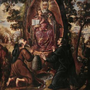 Virgen de la Balvanera