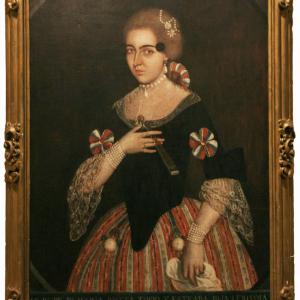 Retrato de María Josefa Tobio y Estrada