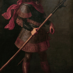 Bernardo del Carpio o Alfonso Bustos de Lara