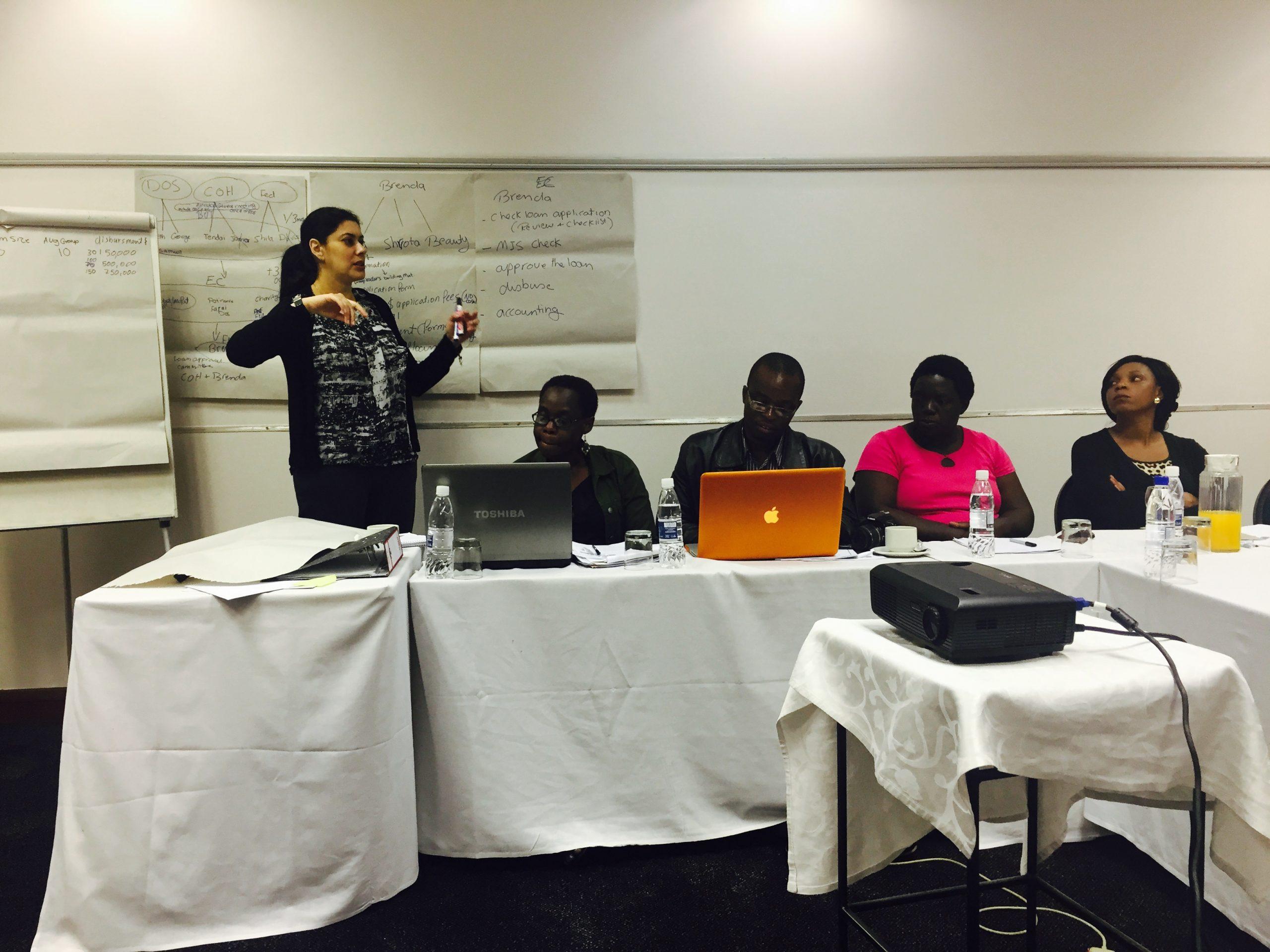 Ruby Training - Zimbabwe