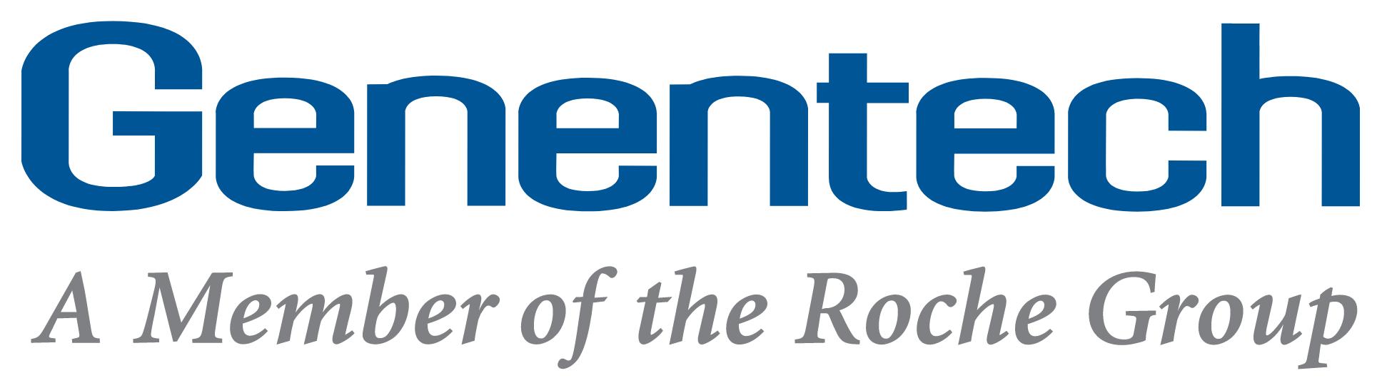 Breathe LA - Logo - Genentech - A Member of the Roche Group