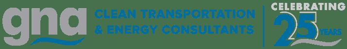 Breathe LA - Logo - GNA - Clean Transportation & Energy Consultants - 25th Anniversary