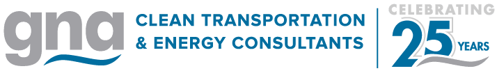 Breathe LA - Logo - GNA - Clean Transportation & Energy Consultants - 25th Anniversary