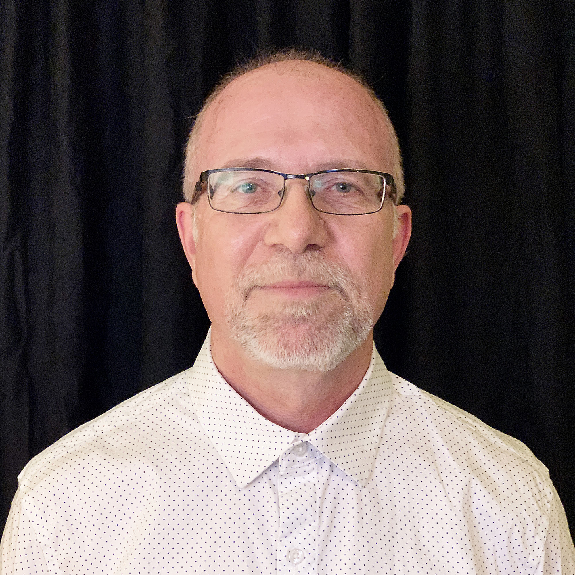 John Van Rys 2021 Headshot