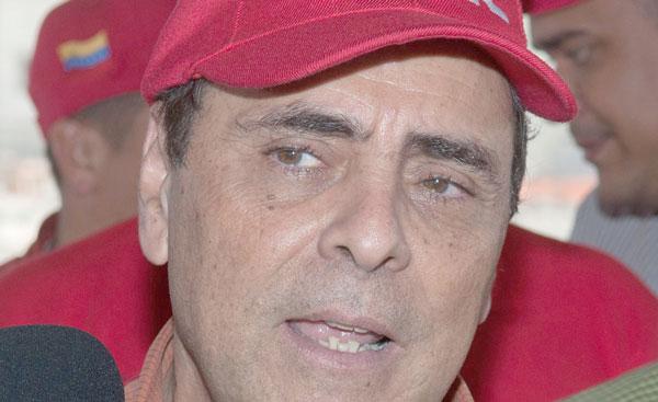 Héctor Navarro cuenta todo sobre su sanción en el Psuv: Fue una orden de Diosdado