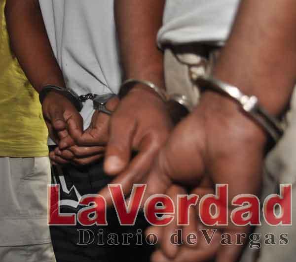 Capturan en El Almendrón a solicitado por los tribunales