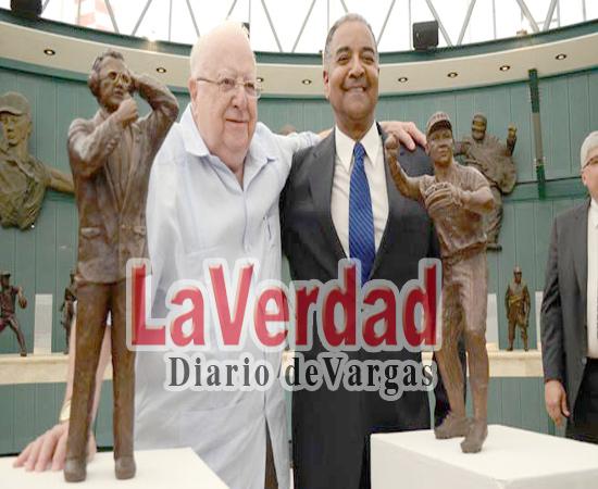 Juan Vené y Dámaso Blanco exaltados al museo de béisbol