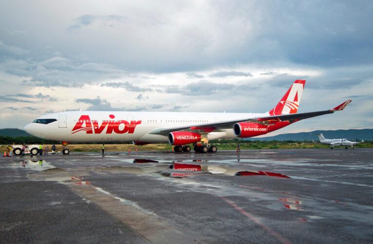 Avior propone reiniciar vuelos en septiembre