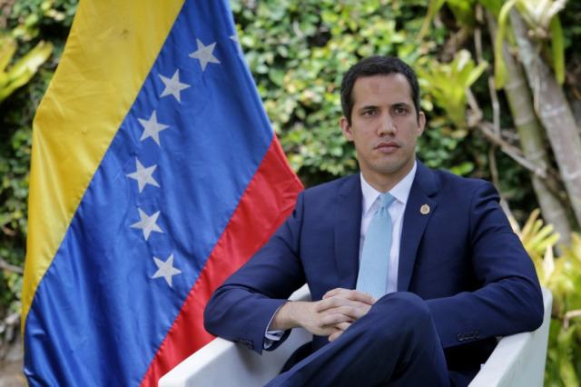 Juan Guaidó informó sobre la visita de representantes de Noruega al país