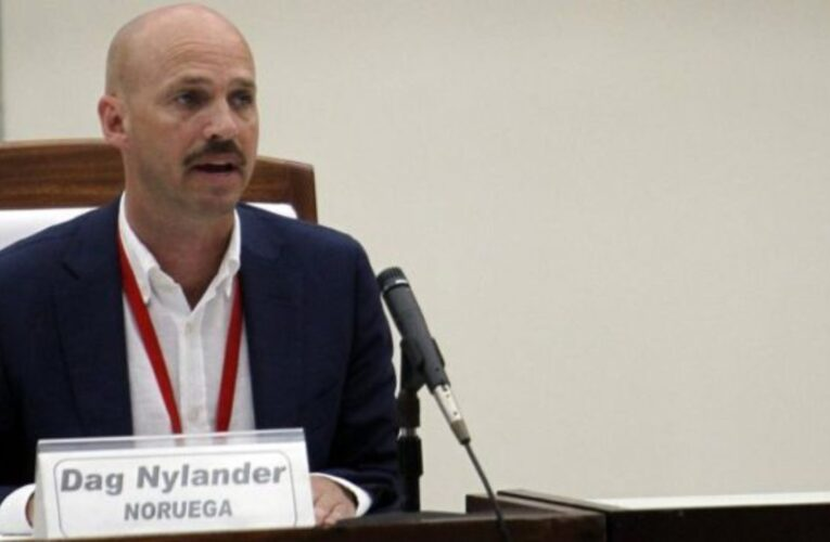 Delegación de Noruega visitó el país para «actualizarse»