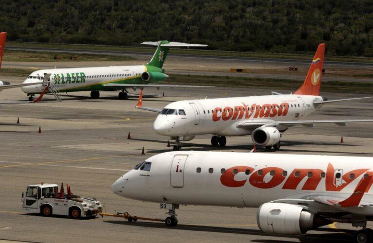 IAIM: Plan de Puente aéreo  ha traslado más de 7 mil venezolanos
