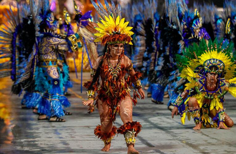 Sao Paulo suspende el carnaval del próximo año por la pandemia