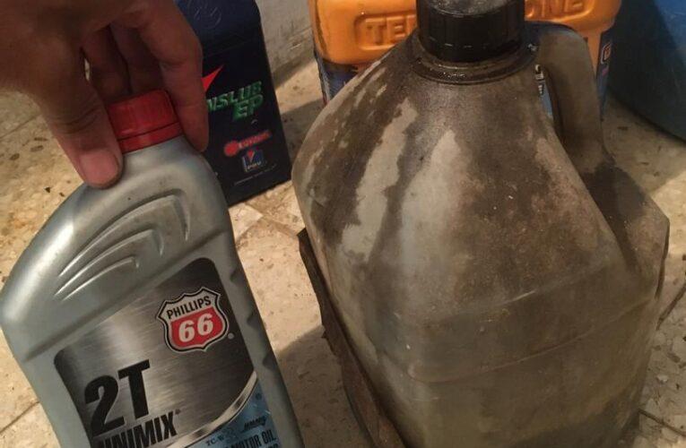 El litro de aceite quemado llegó a Bs.400.000