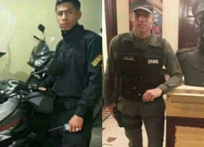 Dos Guardias Nacionales asesinados en la Cota 905 eran escoltas de Fabio Zavarse