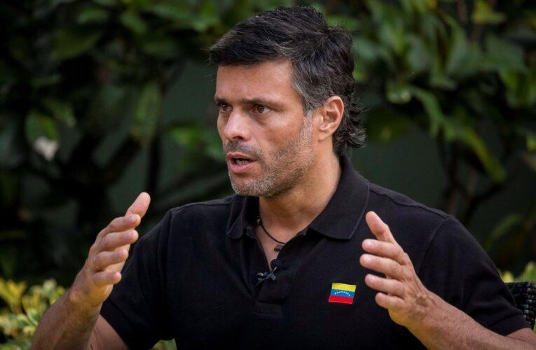 Denuncian la difusión de videos manipulados para atacar a Leopoldo López