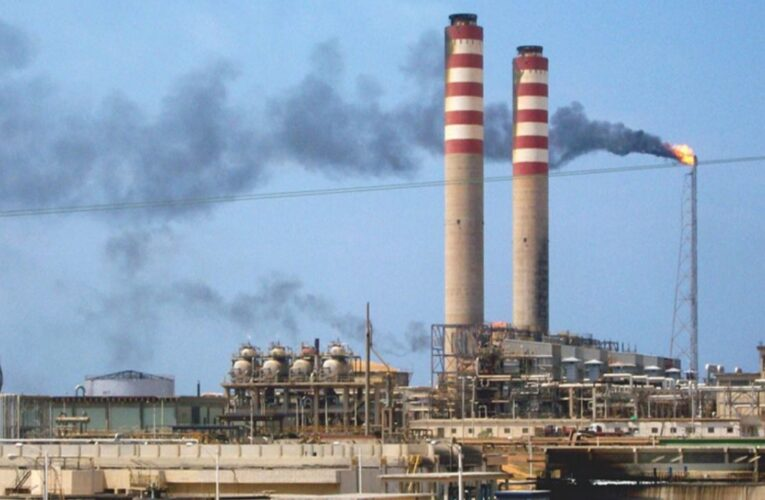 Dos incendios paralizaron  refinería Cardón