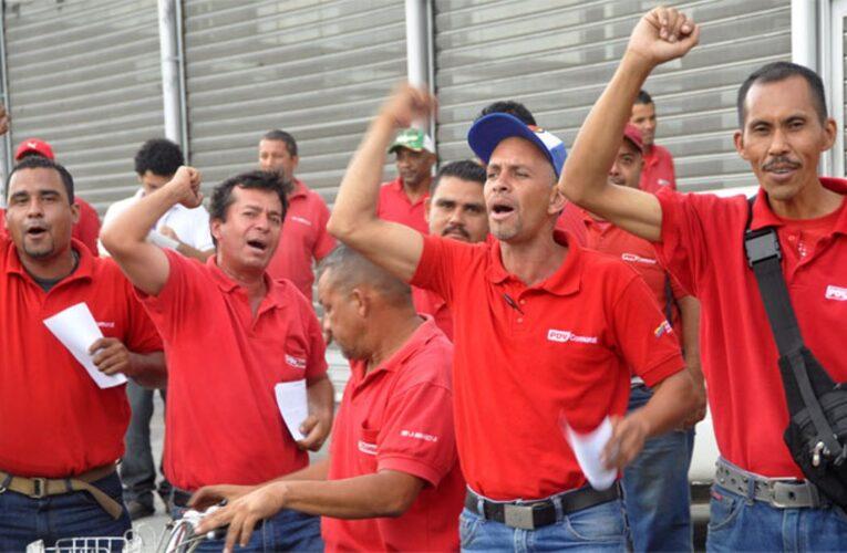 Trabajadores petroleros: Estamos pasando hambre