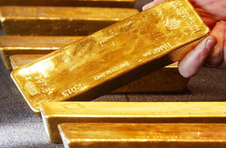 Reservas de oro del BCV cayeron a su menor nivel en 50 años