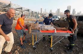 Papa Francisco dona 250.000 euros a las víctimas de Beirut