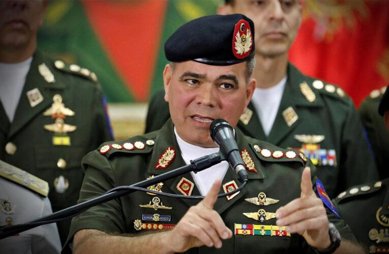 Padrino López sobre misiles: Es un falso positivo