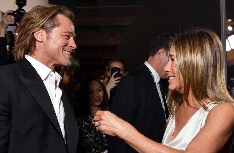 Jennifer y Brad actuarán juntos por primera vez desde 2001