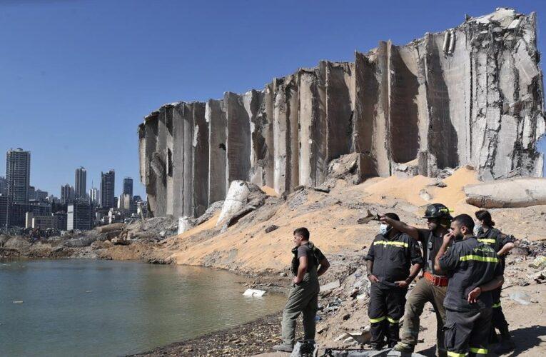 """Presidente libanés no descarta """"intervención extranjera"""" en la explosión"""