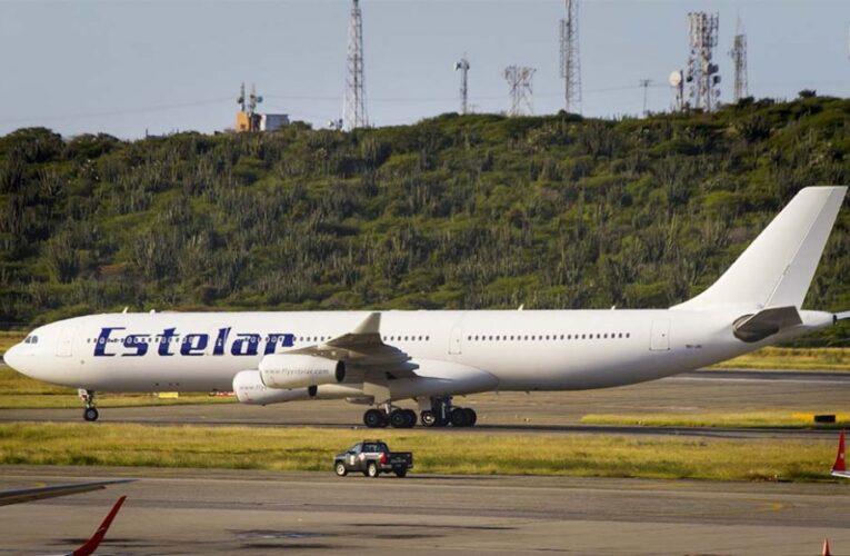 Estelar hará vuelo de repatriación de Caracas a Madrid