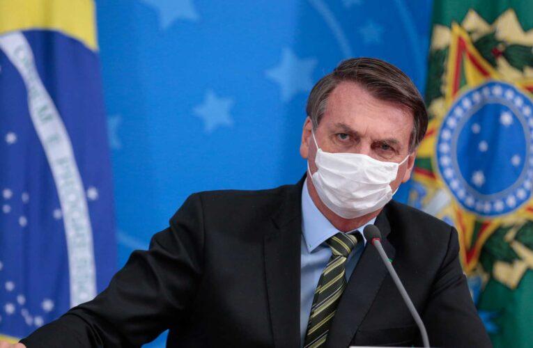 """Bolsonaro: EEUU y Brasil trabajan para """"restaurar la democracia en Venezuela"""""""