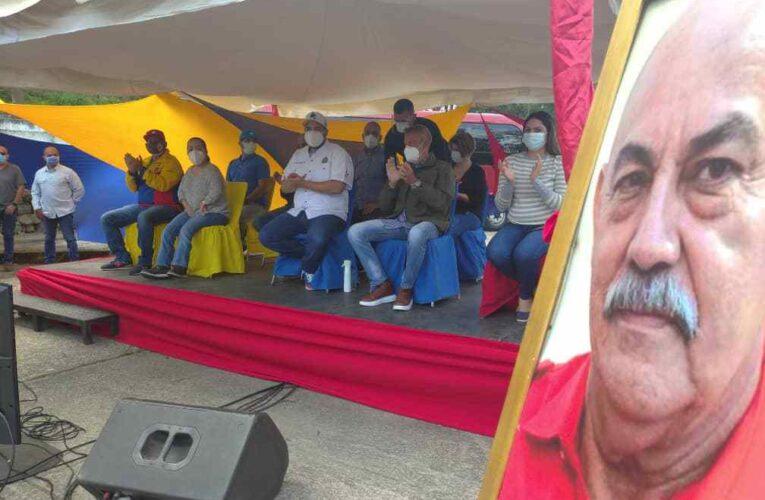 Juramentan comando de campaña oficialista en El Junko