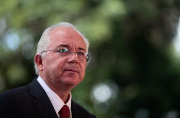 """Rafael Ramírez: """"Fue un error de Chávez pedir votar por Maduro"""""""