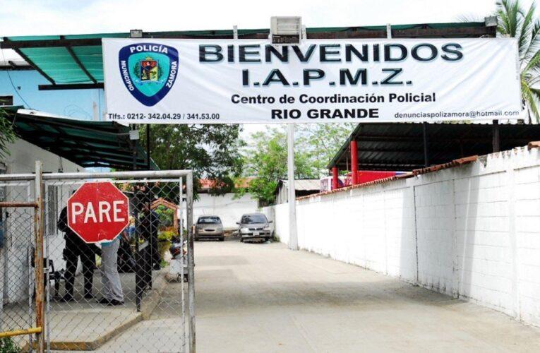Se fugaron cuatro presos en Guatire