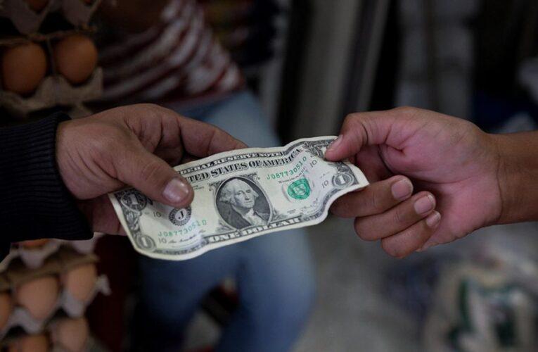 Dólar del Banco Central de Venezuela superó al paralelo
