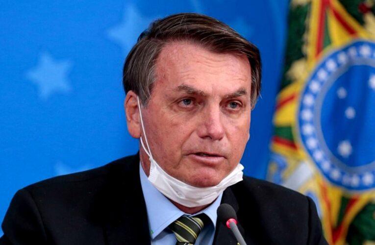 Bolsonaro comparó a Argentina con Cuba y Venezuela
