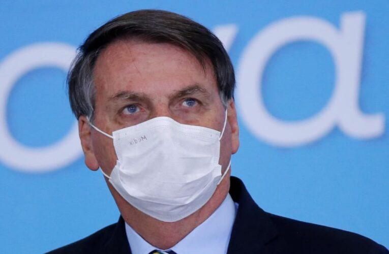 Bolsonaro: Brasil no comprará vacuna china de Sinovac