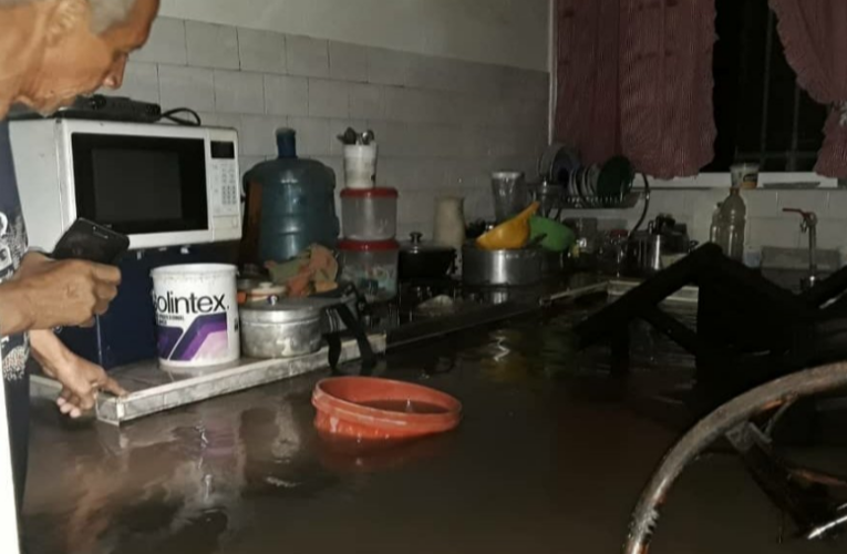 Gobernador de Aragua: Lluvias alcanzaron valores históricos