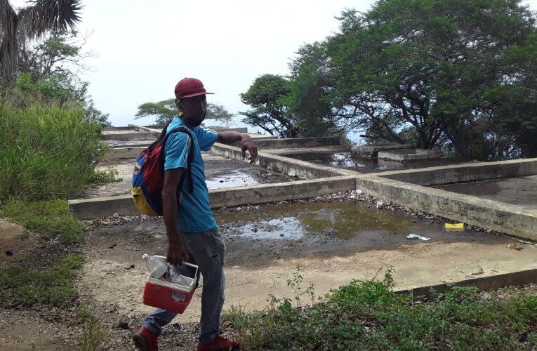 Tanques abandonados en La Esperanza podrían paliar la sequía