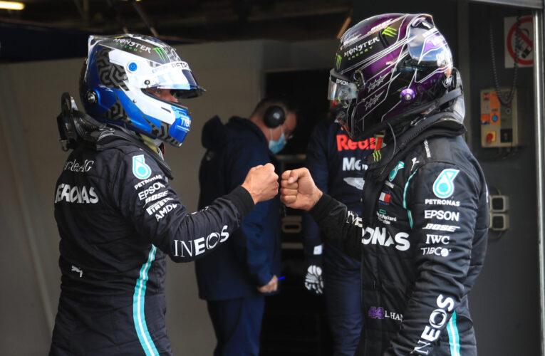 Mercedes lista para romper récord de títulos